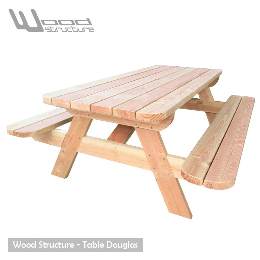 8 picnic table table pique nique ld table design wood structure picnic table conversation. Black Bedroom Furniture Sets. Home Design Ideas