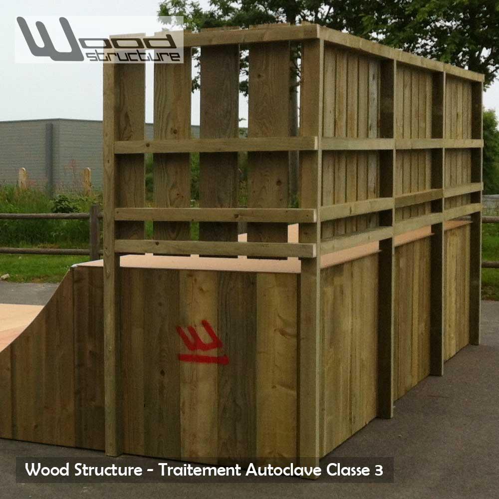 Traitement autoclave classe 3 volume 3 wood structure - Autoclave classe 3 ...