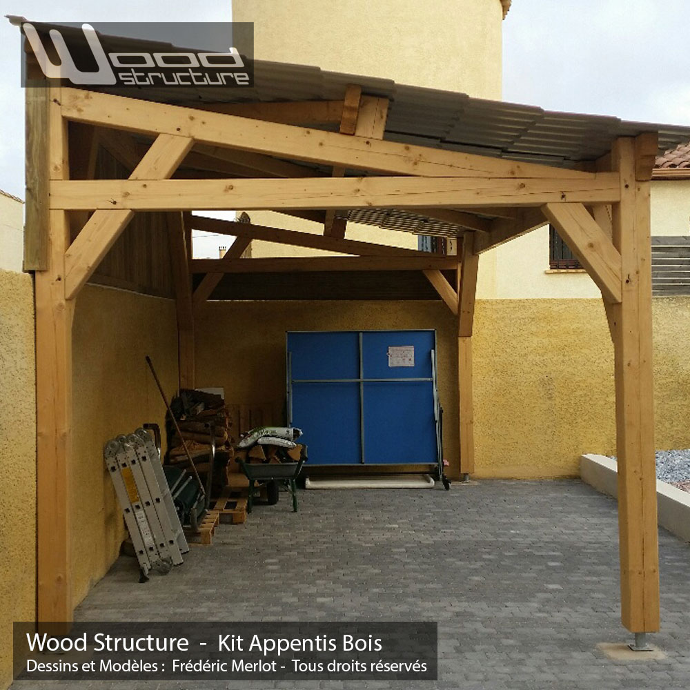 Super Appentis 1 Pan L - Wood Structure LO01