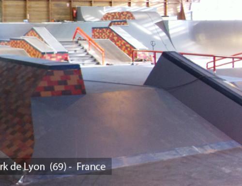 Vans Shop Riot – Skatepark de Lyon