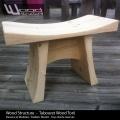 Tabouret Wood Torii - Wood Structure - Mobilier bois en Sapin du Nord - Livré monté - Fabriqué en France à Richelieu (37)   Dessins et Modèles déposés par Frédéric Merlot - Tous droits réservés