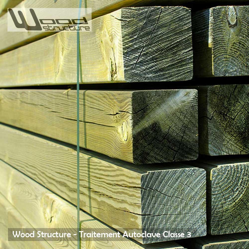 Traitement autoclave classe 3 volume 05 wood structure for Traitement bois de charpente