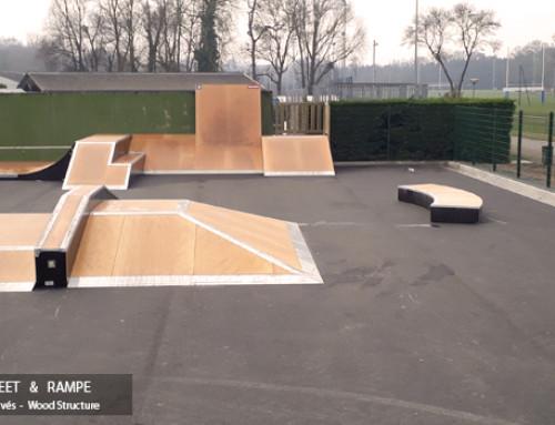 Skatepark à Angers (49)