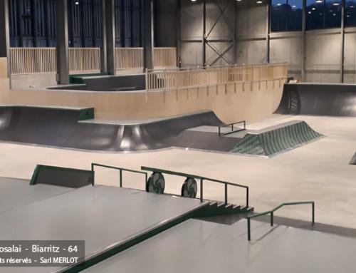 Skatepark de Biarritz (64)