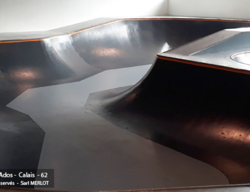 Skatepark de Calais (62)