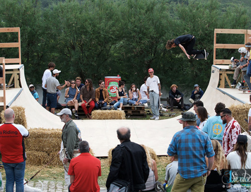 Ramp Skate @ Wheels & Waves