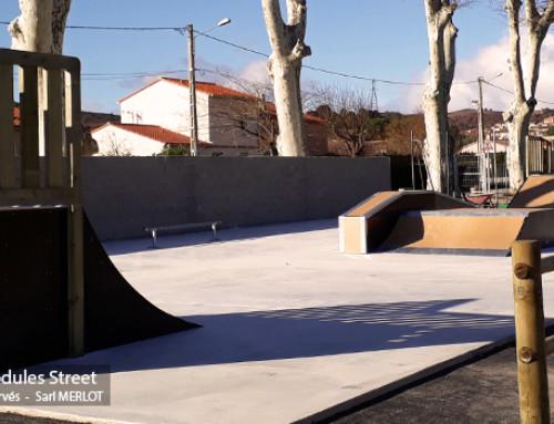 Skatepark de Latour-de-France (66-Pyrénées-Orientales)