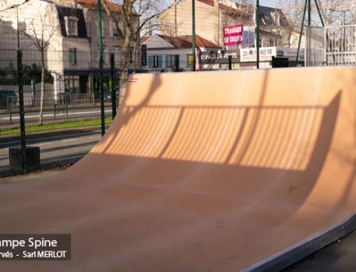 Skatepark de Rueil-Malmaison (92-Île-de-France)