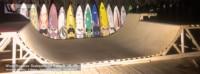 Kit Mini Rampe Skate H120L450 - Mini Rampe skate, roller, bmx, trottinette, prêt à monter - Wood Structure Skatepark