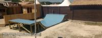 Kit Mini Rampe Skate H100L450 Wood Structure - Fabricant de Skatepark depuis 1990