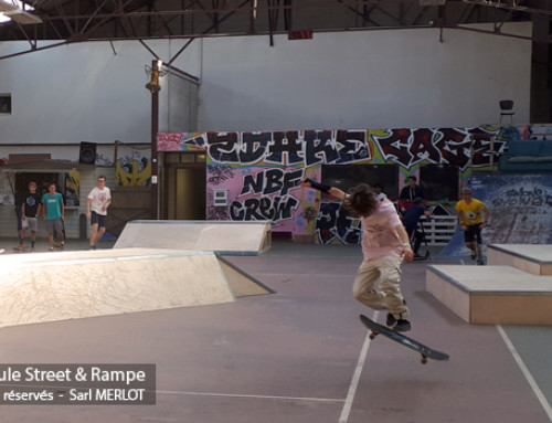Skatepark Indoor Arras 62