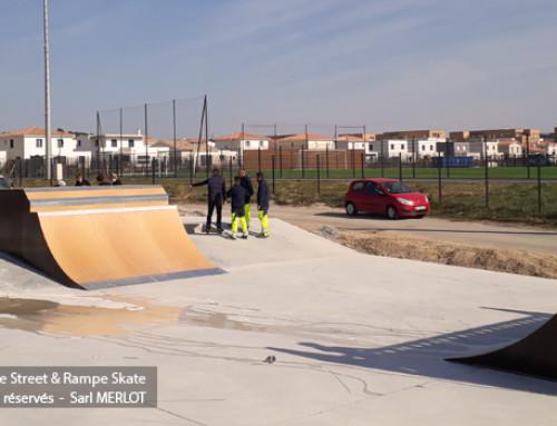 Skatepark de Pignan 34