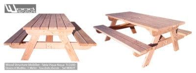 Table - Wood Structure