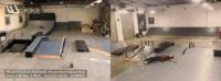 Skatepark Indoor du Dr Nozman - Biome Warehouse - Modules Street - Pyramide - Rails - Curb et Quarter Rampe Skate - Fabriqué par Wood Structure et la Sarl MERLOT Richelieu (37) - Concepteur et fabricant de Skatepark depuis 1990