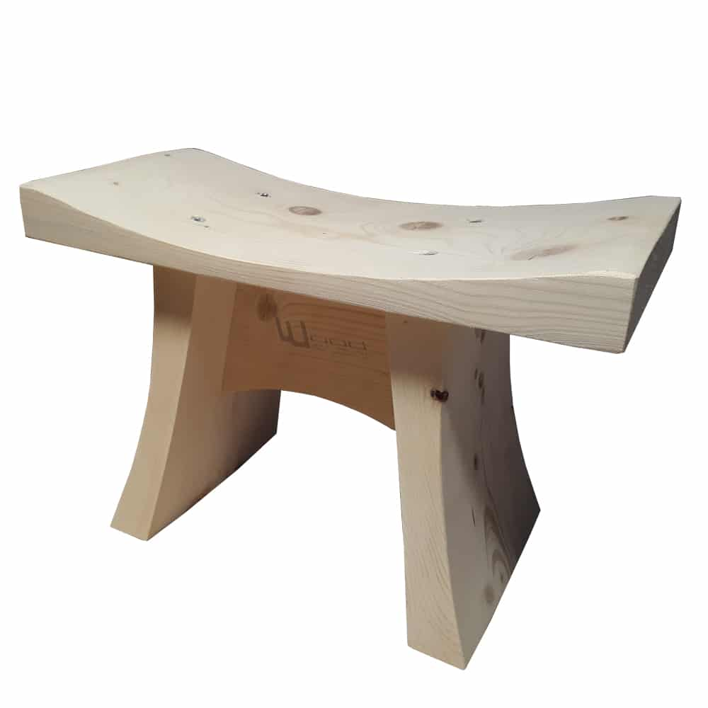 Tabouret Wood Torii