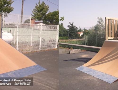 Skatepark de Moncoutant (79)