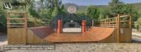 Rampe Skate Kit - Rampe de Skate en kit pré-fabriquée - Mini Rampe - Ramp Skate pour Roller trottinette et bmx - Wood Structure fabricant de Skatepark depuis 1990