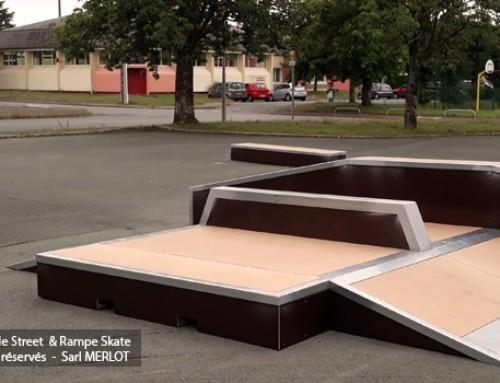 Skatepark de Luçon (85)
