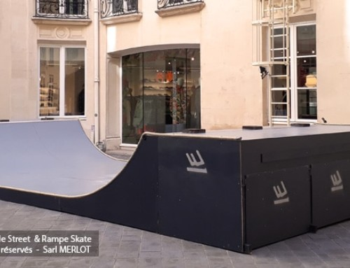 Mini Rampe Skate – Element Event @Nous – Paris (75)