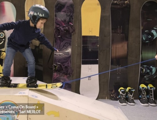 Modules Initiation Snowboard « Come on Board »