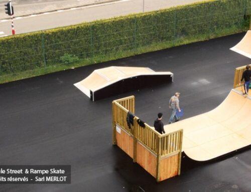 Skatepark de Arlon (BE)